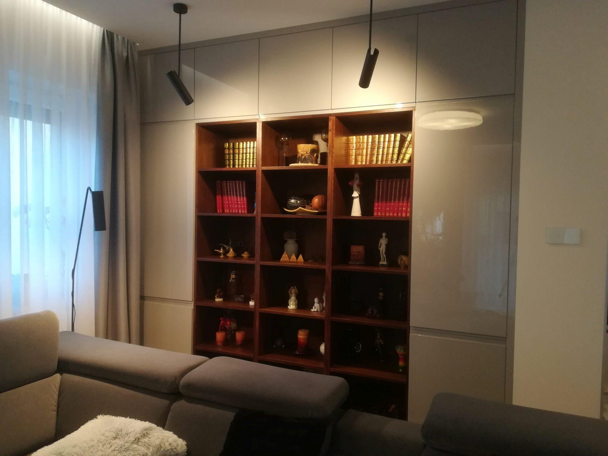 Sekwoja Dębica - Wbudowane meble pokojowe